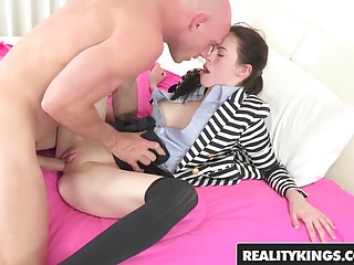 RealityKings - Pure 18 - Johnny Sins Veronica Radke - Sweet Veronica