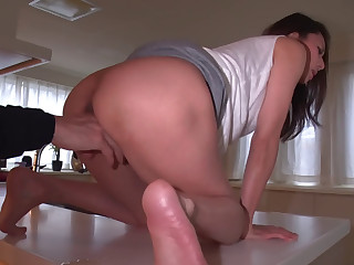Hot MILF Can't Walk out on Fucking hot porn motion picture