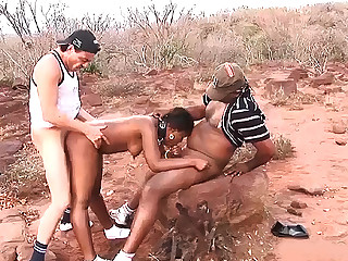 african interracial trine safari sex