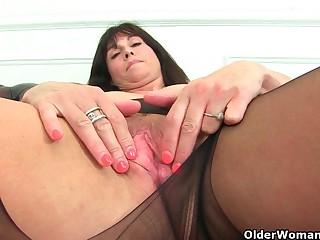 An older woman means fun part 161