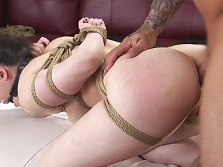 Nurse unworked fucked in anal maledom by a horny patient