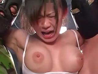 罠に堕ちた巨乳美女ファイタ- not far from wiill be a torture
