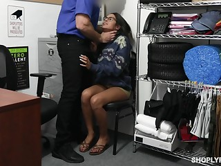 Guilty bitch Vienna Black is bent relinquish plus punished with hard doggy
