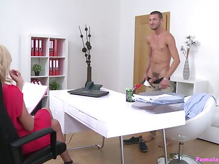 Hardcore fucking during remove motivation Cristal Caitlin with an increment of a handsome man