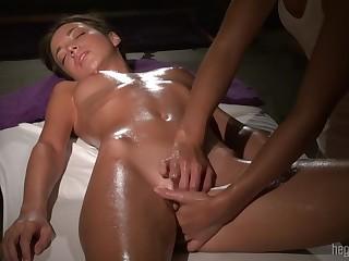 Hegre-Art 2011-12-20 - Kiki - Shouting Anal Enema Massage