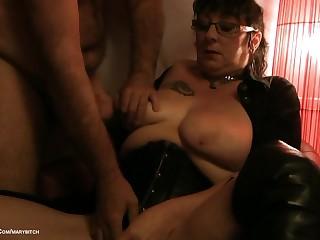 Exhibited & Fucked In A Sex Shop Pt1 - TacAmateurs
