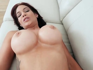 French brunette milf anal Ryder Skye in Begetter Sex