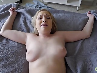 Hot Teen Zoe Parker Step Suckle Makeover